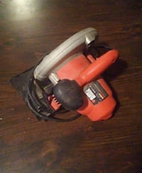 Black and decker 12 amp skill saw Hartland, 04943