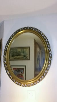 Accent Mirror with Ornate Frame Tulsa, 74137
