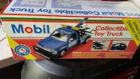 Mobil collectible toy truck box Baltimore, 21224