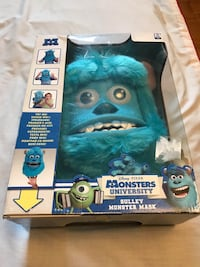 SELLING MONSTERS UNIVERSITY SULLEY MASK! Toronto, M6E 1T1