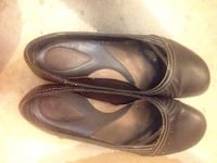 Brown Leather Clarks size 7-7.5 Ottawa, K2S 0K4