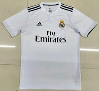 Real madrid jersey Weslaco