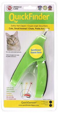 MIRACLE CARE QUICKFINDER SAFETY NAIL CLIPPERS  Toronto, M6K 1C7