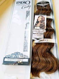 "Hair extensions 14""-18"" REMY Burnaby, V5A 4A5"