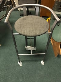 One Counter Height Bar stool