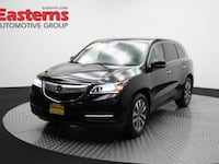 2016 Acura MDX w/Technology/AcuraWatch Plus Sterling, 20166