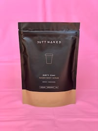 Vegan, all natural coffee scrub by Melbourne brand Windsor, 3181