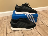 Brand new with box adidas I-5923 boost black white men sneakers Gaithersburg, 20879