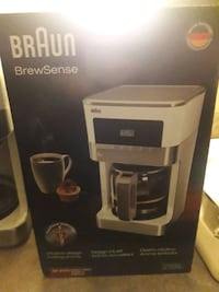 Braun Brew Sense Coffee Maker Spring Hill