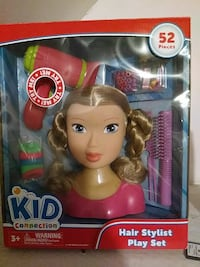 Kid Connection hair stylist play set pack Indianapolis, 46241
