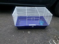 white and purple pet cage Estacada, 97023