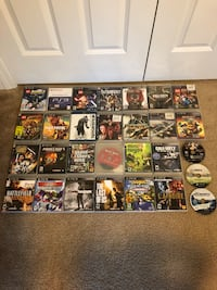 PS3 and games Newport News, 23604