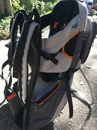 Baby heavy duty carrier. Great for hiking or long walks. Innisfil, L9S 2G1