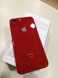 PRODUCT RED iPhone 7 Plus with box Washington, 20024