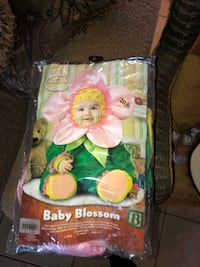 2 baby girl costumes and accessories OBO