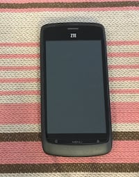 Zte blade android mobil