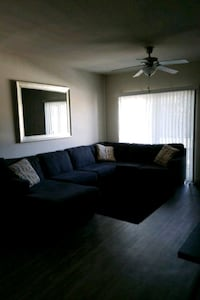 3 piece sectional, end tables, and coffee table 2385 mi