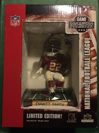 Game breakers nfl emmitt smith figure Ferndale, 48220