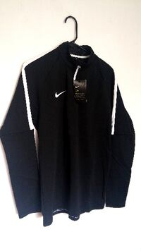 Men Nike Zip Top  M Burnaby