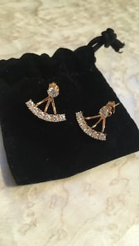 Rose-gold Earrings Brampton, L7A 2R6