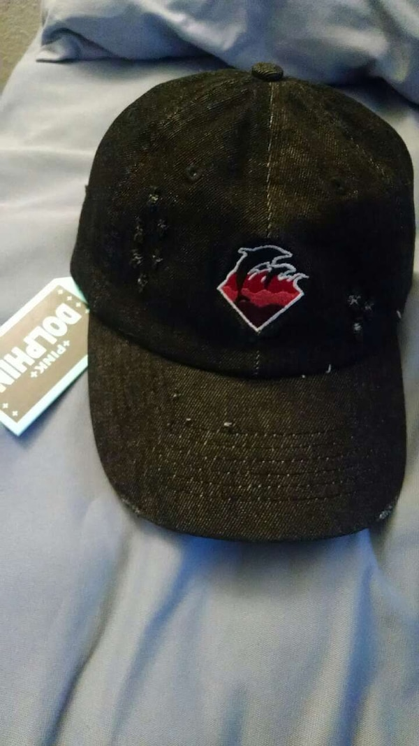 1eaa2976 Used Pink dolphin dad hat for sale in Sacramento - letgo