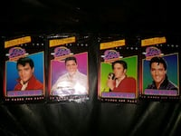 50 $ each pack Elvis collector cards series two Toronto, M4C 2M6