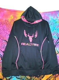 SIZE SMALL REALTREE WOMENS PULLOVER HOODIE NEW!  Medford, 97501