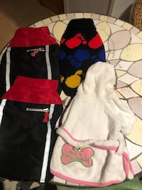 Sweater and cost for mini dogs  Gatineau, J8V 3Y8