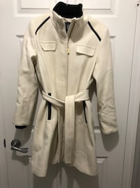 Used Vince Camuto White Coat Mississauga, L5M