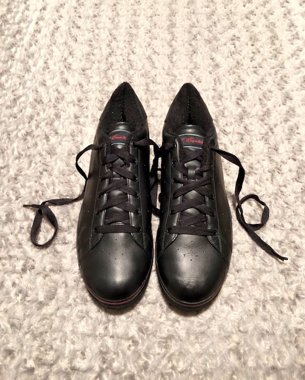 Sean Carter's (S DOTS) size 12 normal wear. Pretty good condition. A little creasing on the leather.  98ff3522-f99a-4340-9dd2-ae3da145f02c