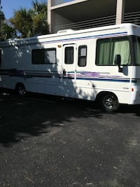 Winnebago Class A RV mobile home