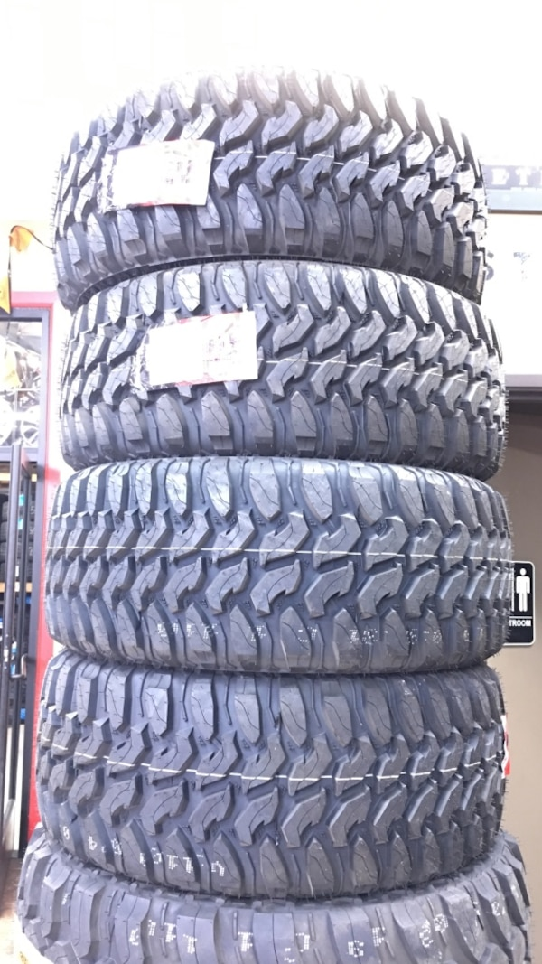 Used 33x12 5x18 Radar Renegade Mud Tires Sale For Sale In Sterling