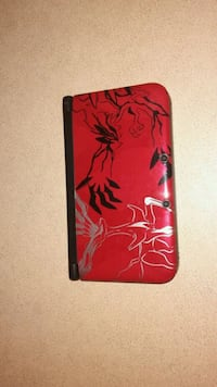 Limited edition Pokémon x&y 3ds XL with games Reedsville