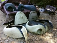 VW Beetle Bug fenders, hoods, bumpers, hatch Waldorf, 20603