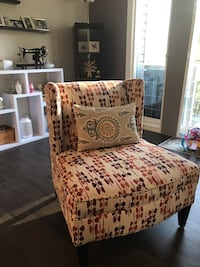 upholstered chair. Great condition. Pick up only Burnaby, V5A