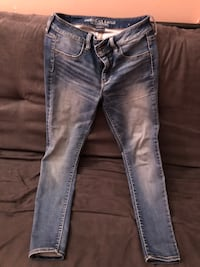 American eagle jeans size 8 Bay Wood, 11706