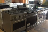 appliances brand new! outlet prices
