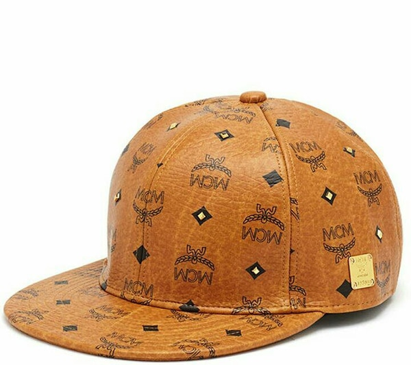 146d559f495 Used mcm visetos monogram fitted cap New with tags for sale in ...