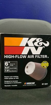 K&N High Performance Air Filter (BRAND NEW) Sterling Heights