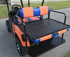 !!~NICE~LOAD E~ZG#O+Electric/Golf Cart..~FOR BEST S@LE!!