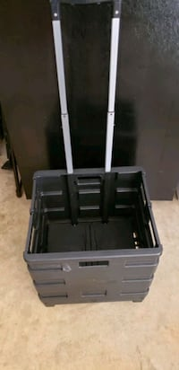 Hamilton Buhl EZCRATE Portable Crate with Extendable Handle Virginia Beach, 23464