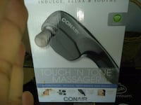 Con air massager  Hephzibah, 30815
