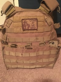Airsoft plate carrier  Smithfield, 23430