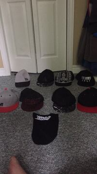 9 hats for sale Guelph, N1H 3S5
