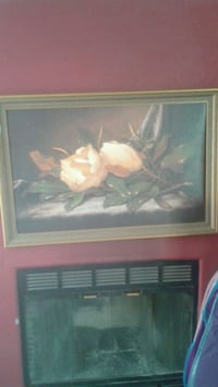Large floral painting Rio Rancho, 87124