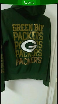 green and white printed crew-neck shirt South Gate, 90280