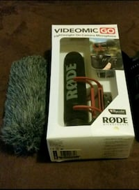 Rode Microphone Boston