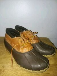 LL BEAN ANKLE BOOTS sz 8  Hillcrest Heights, 20746