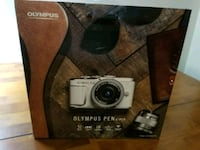 Brand New Olympus PEN E-PL9 Digital Camera and Kit