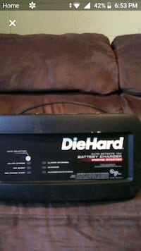 Die Hard Battery Charger  Clarksville, 37042